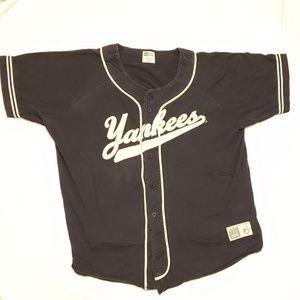 Vintage Yankees Baseball Shirt